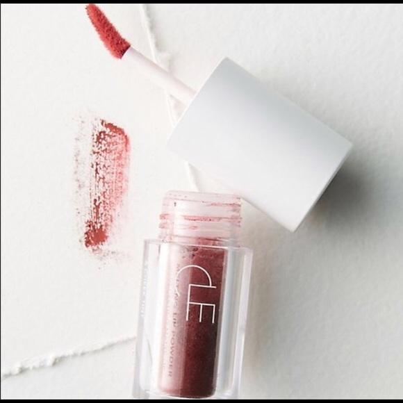 Cle Cosmetics Makeup Cle Melting Lip Powder Poshmark